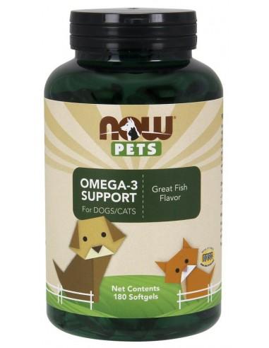 Pets Omega-3 Support 180 softgels