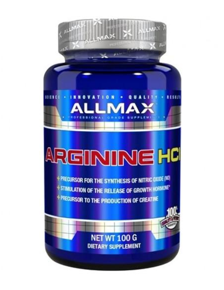 AllMax Nutrition Arginine HCL 400g