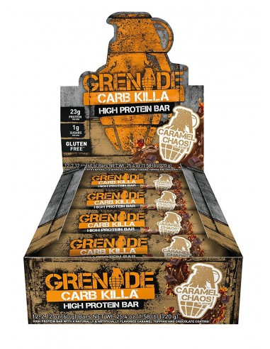 Grenade Carb Killa 12 bars