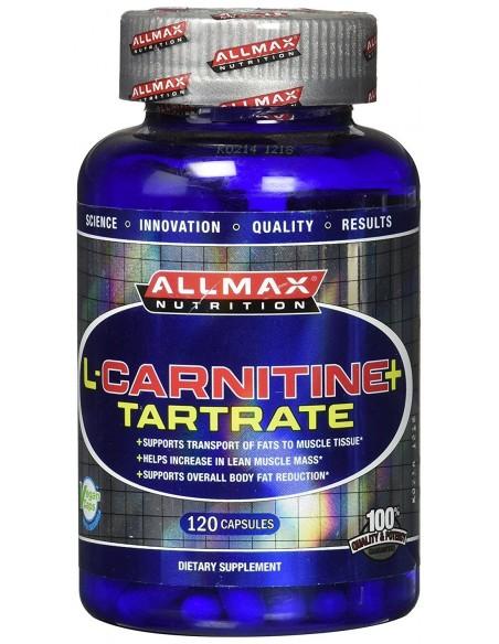 AllMax Nutrition L-Carnitine Tartrate 120 caps