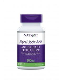 Alpha Lipoic Acid Time Release Natrol
