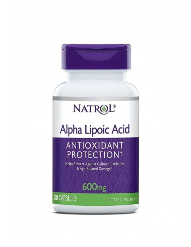 Alpha Lipoic Acid TR 45 tabs by Natrol