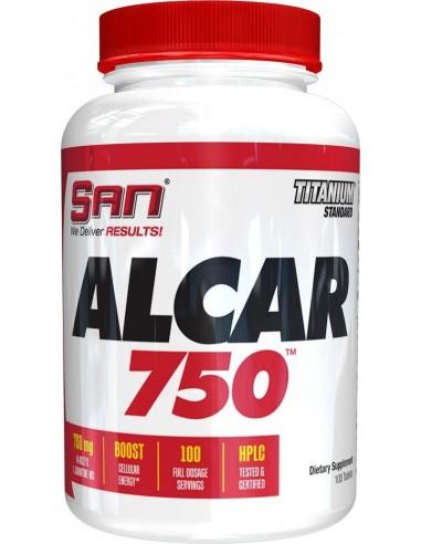 San Alcar 750 100 caps