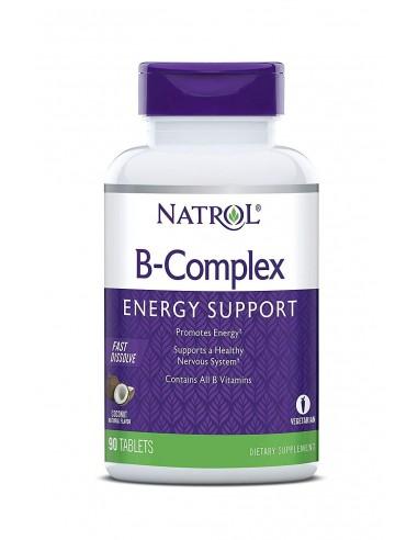 B-Complex Fast Dissolve 90 tabs by Natrol
