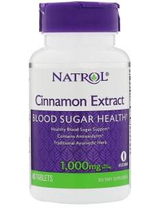 Cinnamon Extract 1000mg Natrol