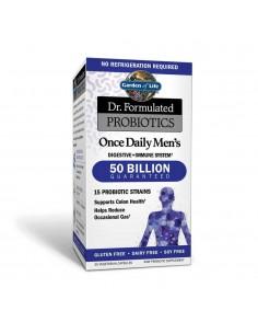 Dr. Formulated Probiotics Once Daily Men's Garden of Life