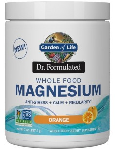 Dr. Formulated Whole Food Magnesium Garden of Life