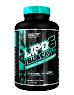 Lipo6 Black Hers 120 liquid caps by Nutrex Research