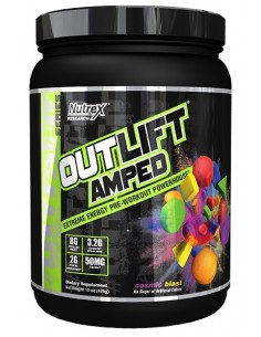 Outlift Amped Nutrex Research