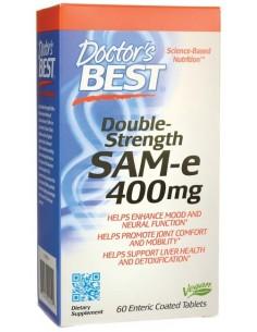 SAM-e 400mg Double-Strength Doctor's Best