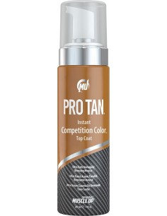 Instant Competition Color Top Coat Pro Tan