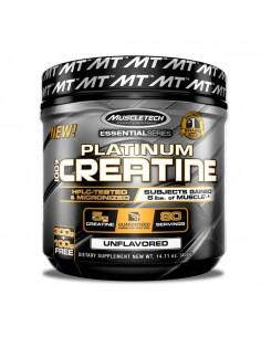 Muscletech Platinum 100% Creatine 400g