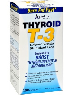 Thyroid T3 Absolute Nutrition