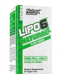 Lipo-6 Natural Nutrex Research