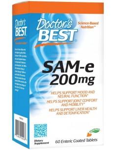 SAM-e 200mg Doctor's Best