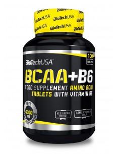 BioTech USA BCAA+B6