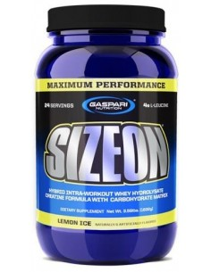 SizeOn Gaspari Nutrition