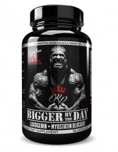 Bigger By The Day 5% Nutrition