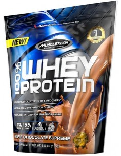 100% Whey Protein Powder Muscletech
