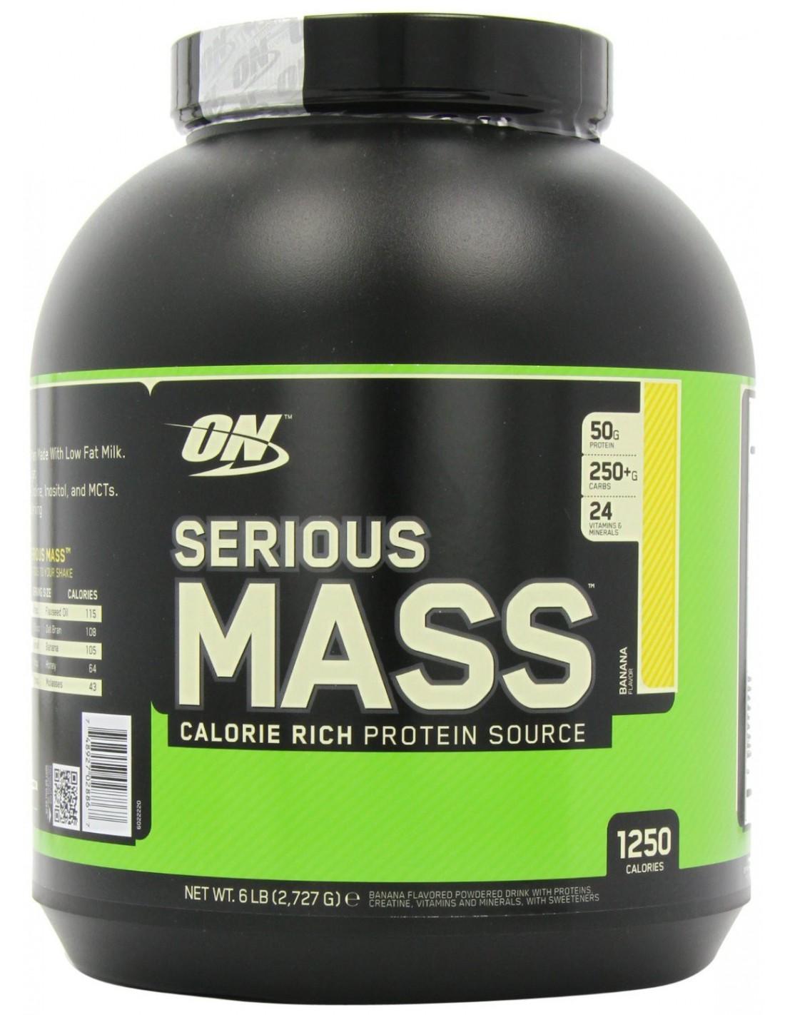 Optimum Nutrition Serious Mass 2727kg