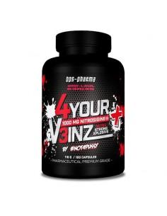 BPS-Pharma - 4Your Veinz Plus 100 Kapseln (Nitrosigne)