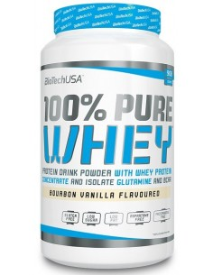 100% Pure Whey by BioTechUSA