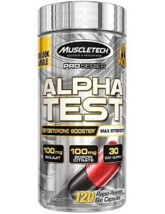 Alpha Test by Muscletech