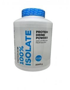 Protein Buzz 100% Isolate