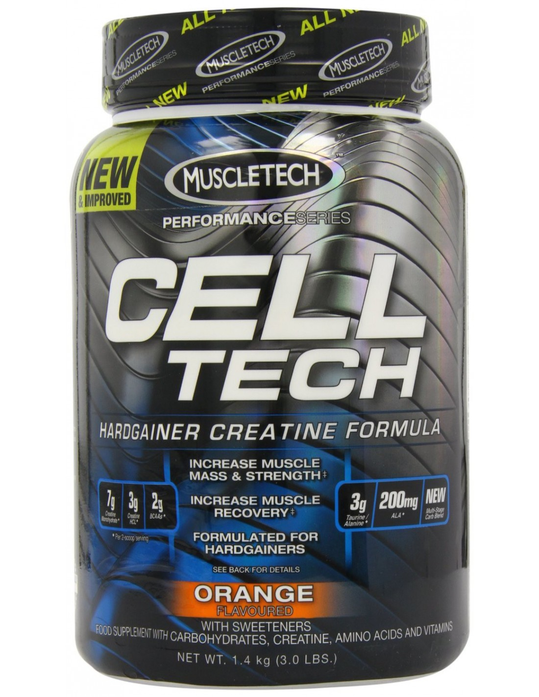 Muscletech cell tech performance series 14 kg at 27 - Cell tech hardgainer creatine formula ...