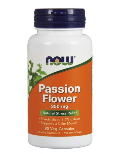 NOW Foods Passionsblume