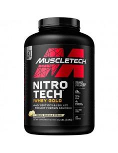 Nitro-Tech 100% Molke Gold