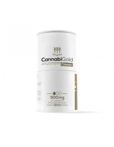 CannabiGold Classic CBD 5%