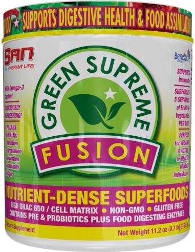 Green Supreme Fusion 316g by San
