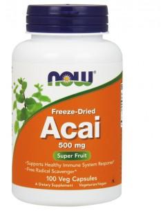 Acai Super Fruit Antioxidant 100 vcaps by Now Foods