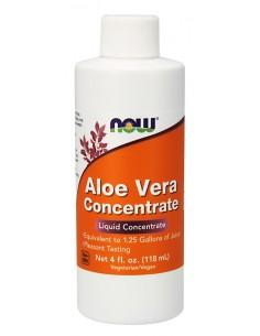 Aloe Vera concentrato 118 ml NOW Foods
