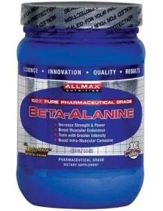 Beta Alanine 400g AllMax Nutrition