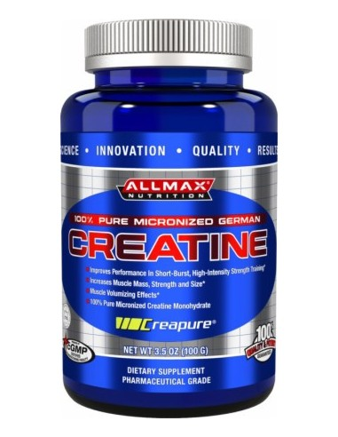 AllMax Nutrition Creatine Monohydrate 100g