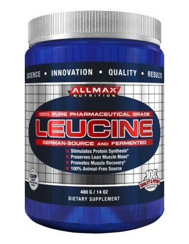 Leucine 400g by AllMax Nutrition