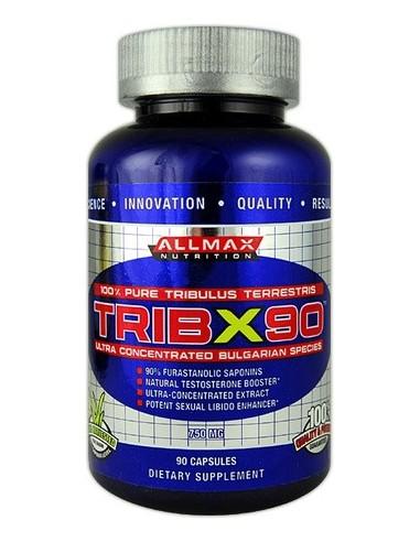 Trib X90 750mg 90 caps by AllMax Nutrition