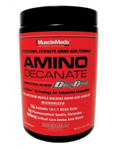 Amino Decanate 360g MuscleMeds
