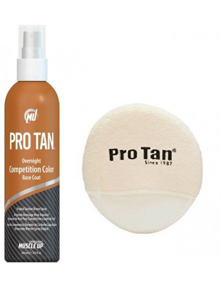 Pro Tan Overnight Competition Color Base Coat 250 ml.