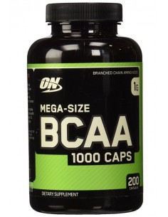 Optimum Nutrition BCAA 1000 200 cps da 500mg