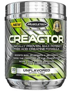 Creactor 220g Muscletech