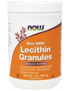NOW Foods Lecithin 454g