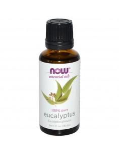 NOW Foods Essential Oil Eucalyptus