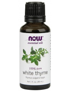 NOW Foods Essential Oil White Thyme