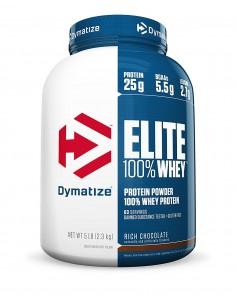 Elite 100% Whey Protein Dymatize