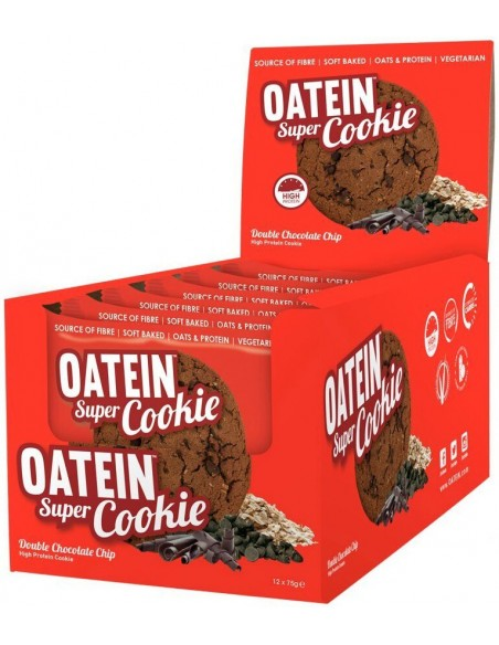 Oatein Super Cookie 12 cookies
