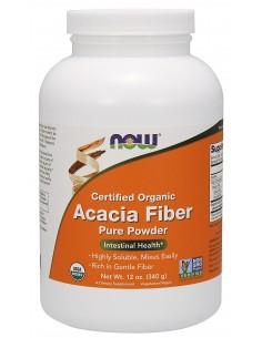 Acacia Fiber - 340g NOW Foods