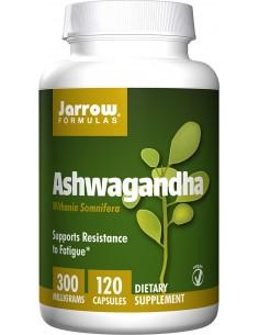 Ashwagandha 300mg 120 vcaps Jarrow Formulas